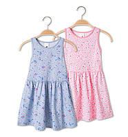 Летнее платье для девочки Palomino 116, 134
