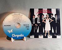 CD диск Blondie - Parallel Lines