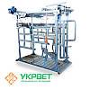 Станок для расчистки копыт с электроприводом ПЛ-1