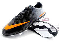 Бутсы (копы) Nike Mercurial Victory (0355) черные