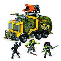 "Конструктор ""Боевой автомобиль мутант"" Черепашки-ниндзя от Mega Bloks Teenage Mutant Ninja Turtles Battle Truc"