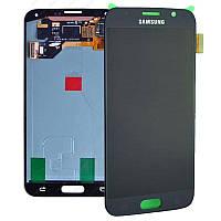 Дисплей с тачскрином для Samsung G920F Galaxy S6 SS 32Gb, Black,и для Samsung Galaxy S6 Duos 32Gb  GH97-17260A