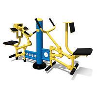 Тренажер для мышц бицепса - Рычажная тяга InterAtletika SL 129.1