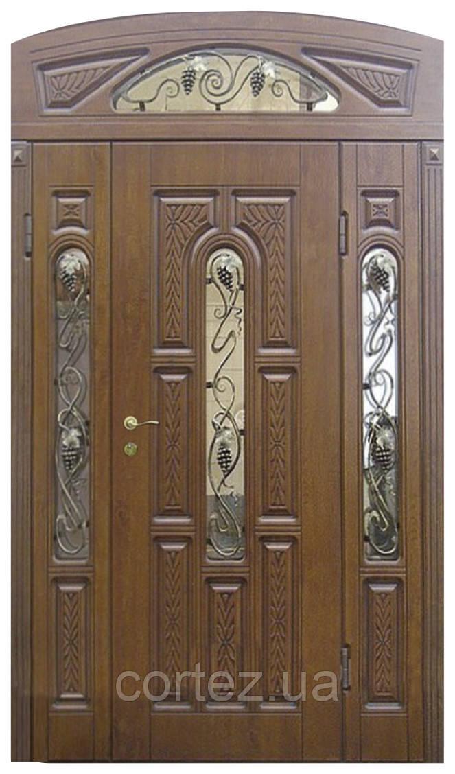 Входные двери для дома Люкс, модель 4