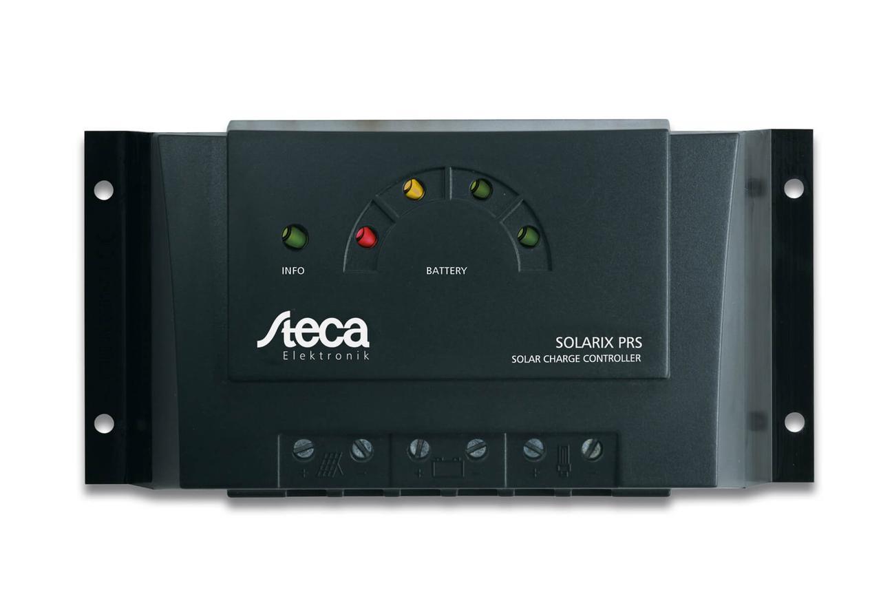Контроллер заряда Steca Solarix PRS 1010, PRS 1515, PRS 2020, PRS 3030