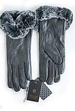Женские перчатки Felix с мехом 10w-634, фото 2