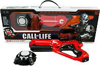 ПИСТОЛЕТ ДЛЯ ЛАЗЕРТАГА CALL TO LIFE  Пистолет для лазертага Call of Life Бесплатная доставка Укрпочтой