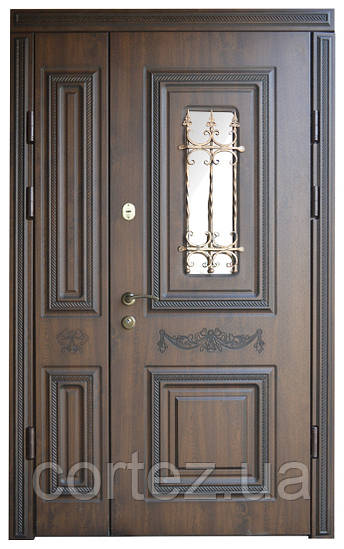 Двери Люкс,модель 6