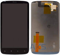 Дисплей (экраны) для телефона HTC Sensation Z710e G14 + Touchscreen Original