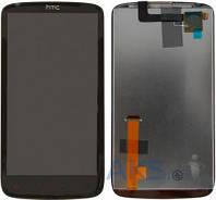 Дисплей (экран) для телефона HTC Sensation XE Z715e G18 + Touchscreen
