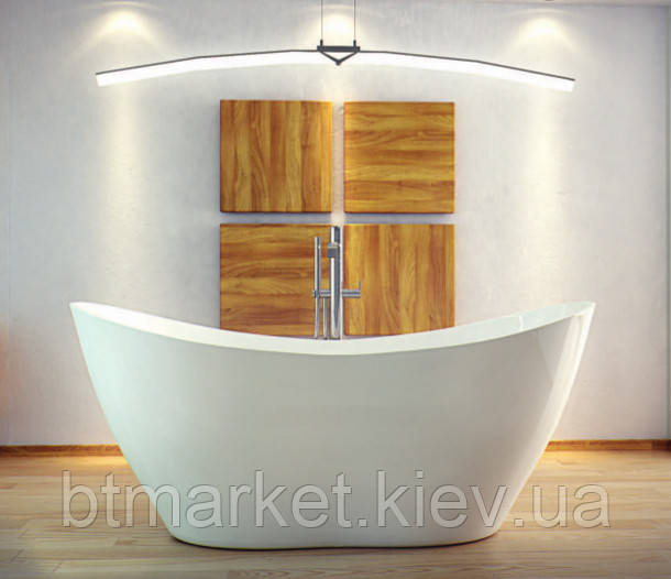Ванна мраморная Besco Viya 160 x 70