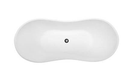 Ванна мраморная Besco Viya 160 x 70, фото 2