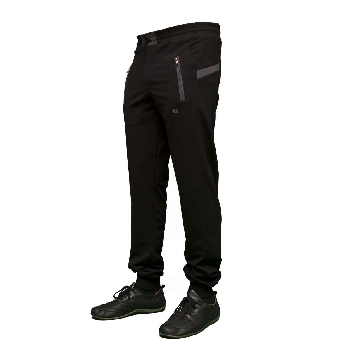 Спортивные штаны под манжет в интернете низкие цены тм. FORE арт.9291-1