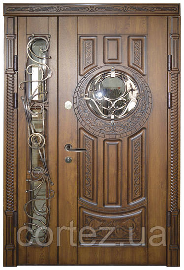 Двери Люкс,модель 10