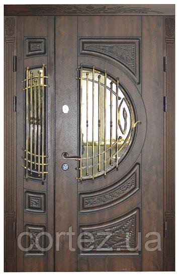 Двери Люкс,модель 12