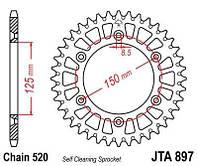 Звезда задняя KTM Adventure/Enduro/EXC/LS/SMR, HUSABERG FE - JTA897.45 / JTA89745