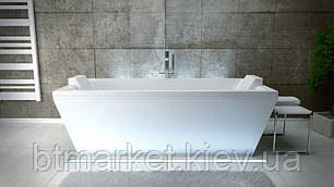Ванна мраморная Besco Vera 180x80 , фото 2
