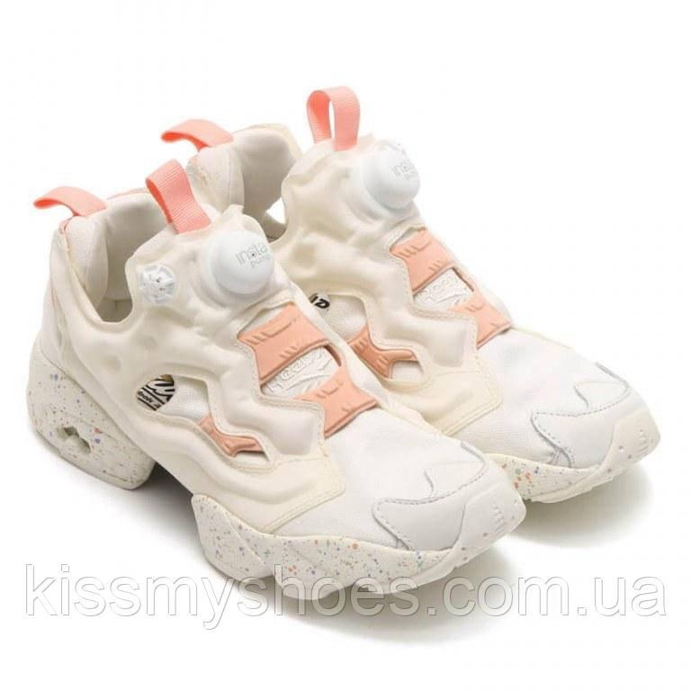 5a7556beaf02 Reebok Insta Pump Fury OG Celebrate Chalk Stone - Интернет магазин модной  обуви и одежды