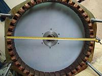 Самодельный ветрогенератор роторного типа