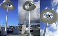 Omniflow – ветровая турбина с солнечными панелями