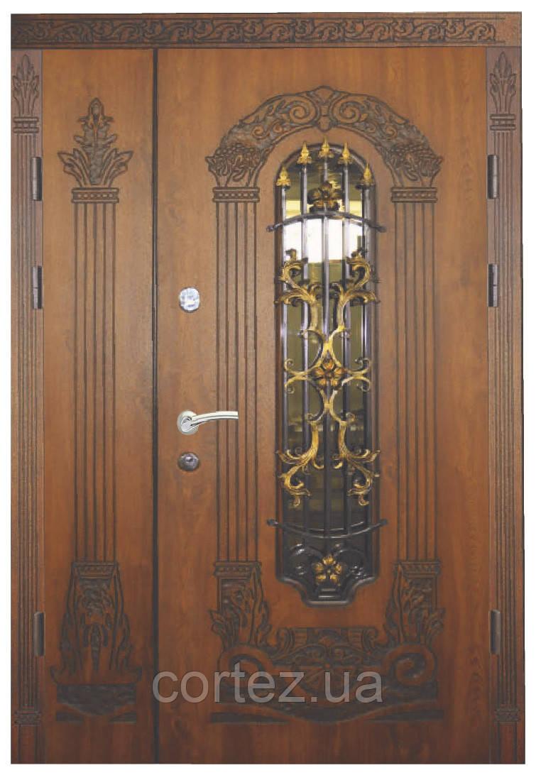 Двери Люкс,модель 15