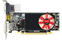 Видеокарта ATI Radeon HD7470 1GB DDR3, 64 bit, PCI-E, б/у