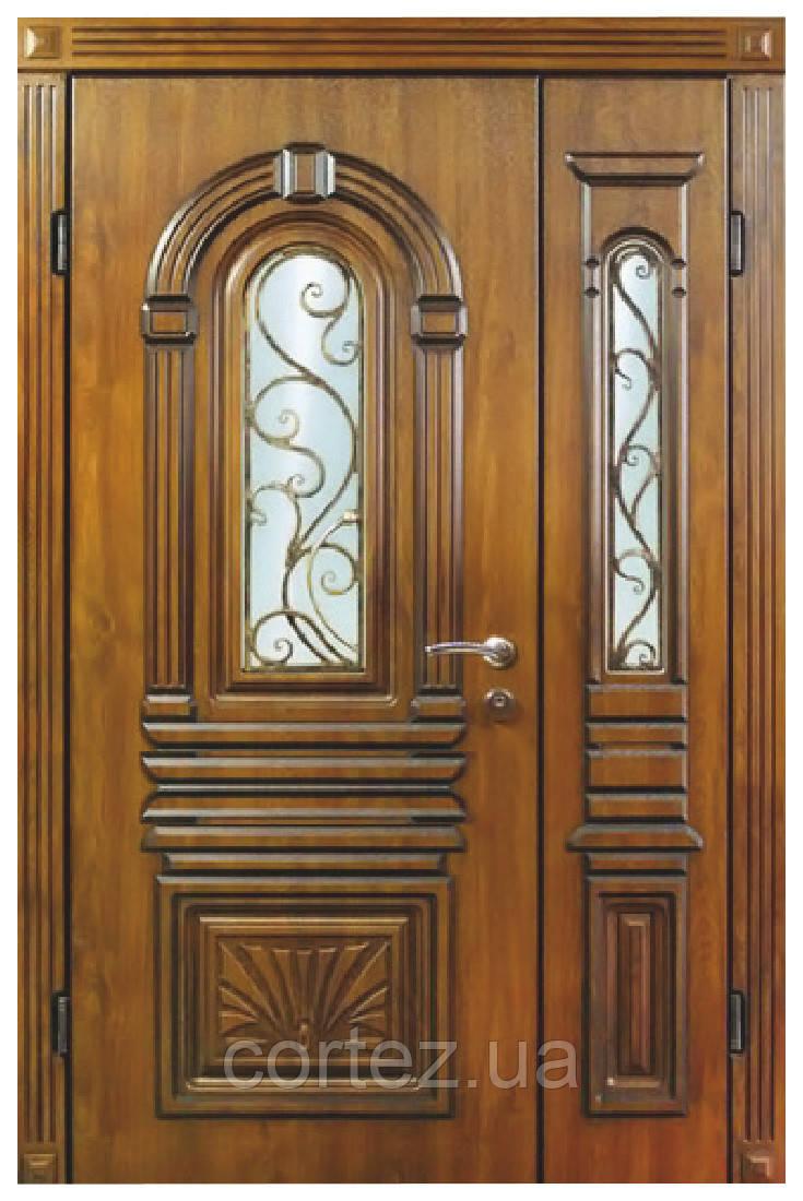 Входные двери Люкс, модель 16