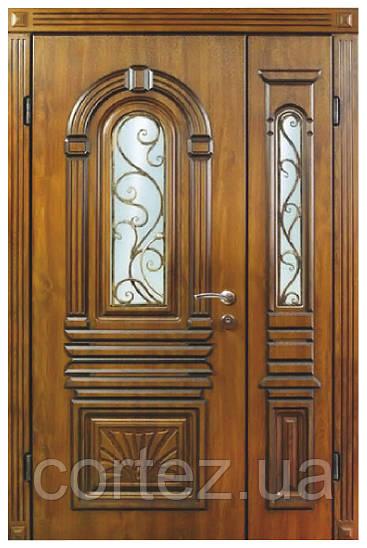 Двери Люкс,модель 16