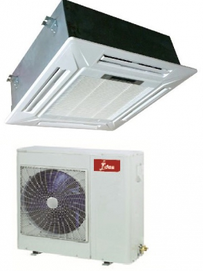Сплит-система кассетного типа Idea ICC-60HR-SA6-N1, фото 2