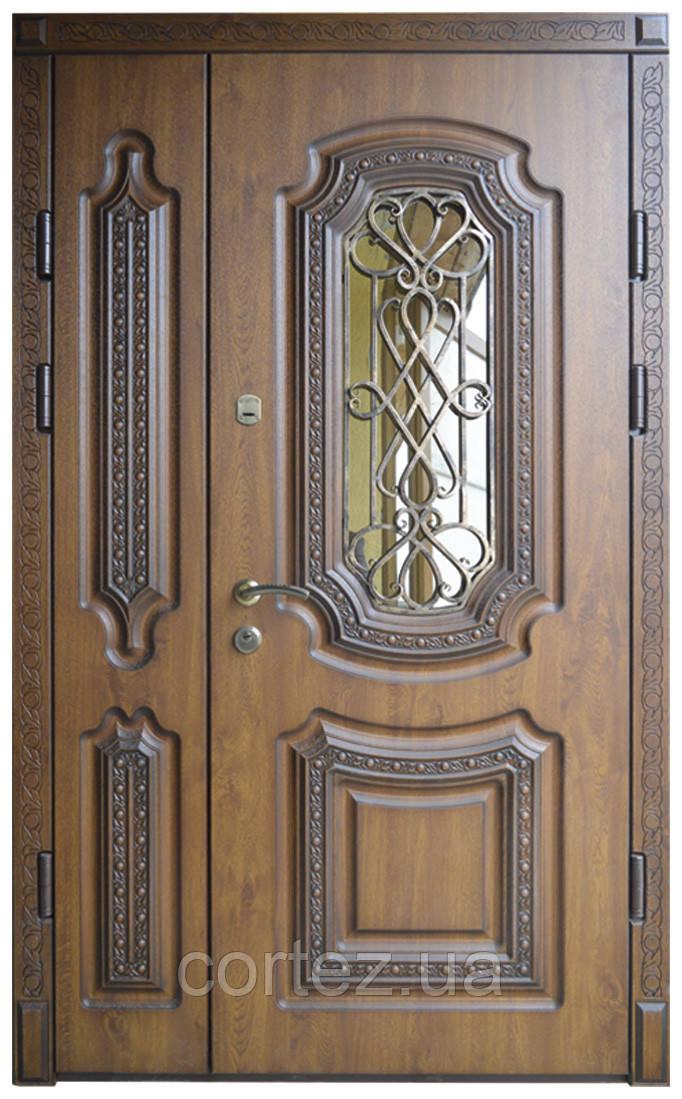 Входные двери Люкс, модель 17