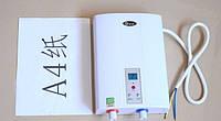 Индукционный проточный водонагреватель