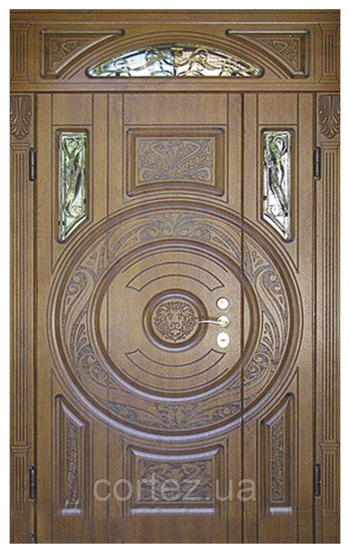 Двери Люкс,модель 19