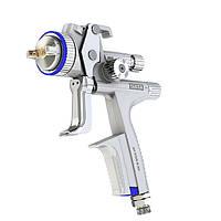 SATA 209718 пистолет окрасочный jet 5000 B RP с быстросменным верхним бачком 0,6л QCC дюза 1,3мм
