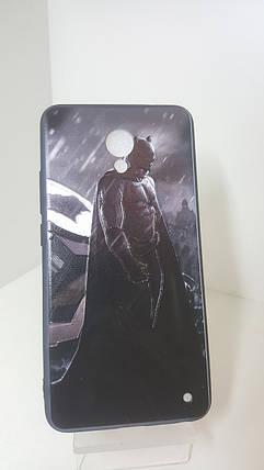 Чехол-бампер Pix на Meizu M5 Note (Бетмен), фото 2