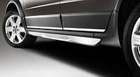 Накладки на пороги для Volvo XC70 Новые Оригинальные