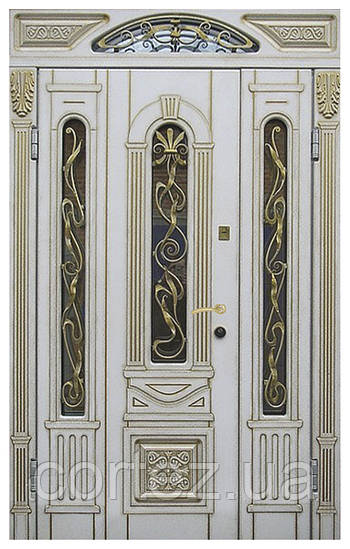 Двери Люкс,модель 20