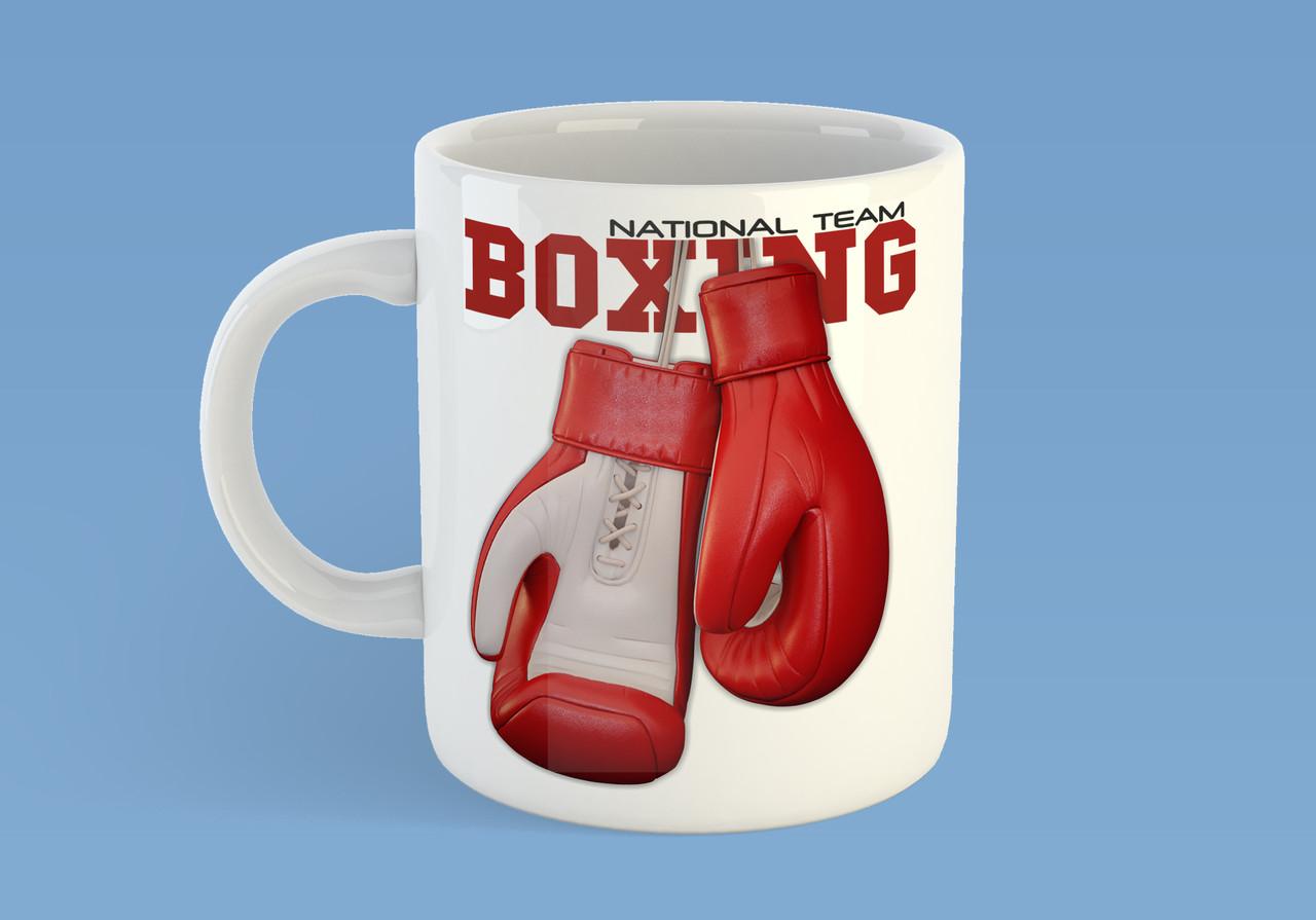 """Кружка """"Boxing national team"""""""