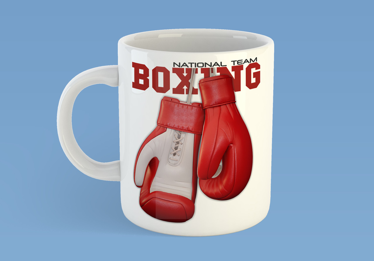 "Чашка ""Boxing national team"""