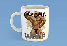 "Чашка ""Dennis Wolf"""