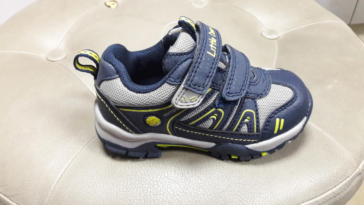 Модные кроссовки детские для мальчика B&G 1406N