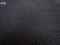 Флизелин 50 грм/м2 (чёрный)