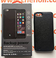 Чехол Power Bank для iPhone 7 3800 mAh A7-03