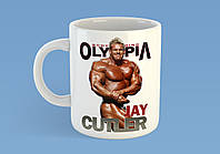 "Кружка ""Jay Cutler"""