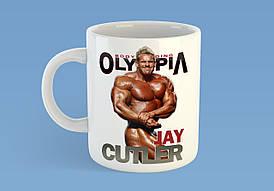 """Чашка """"Jay Cutler"""""""