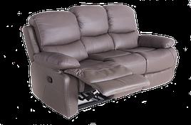 """Шкіряний диван з реклайнером """"PORTLAND"""" (Портланд)"""