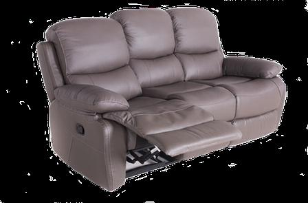 """Кожаный диван с реклайнером """"PORTLAND"""" (Портланд), фото 2"""