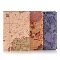 Чехол книжка Maps на Apple iPad mini 4