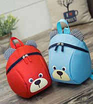 Милые тканевые рюкзаки bear мишка, фото 3