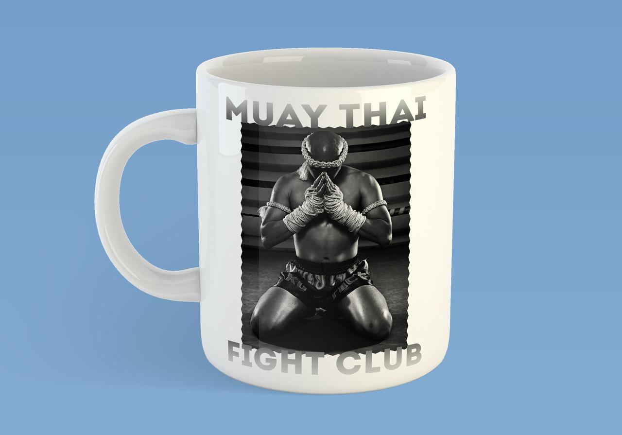 """Чашка """"Muay thai"""""""