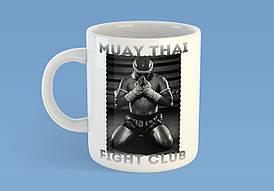 "Кружка ""Muay thai"""